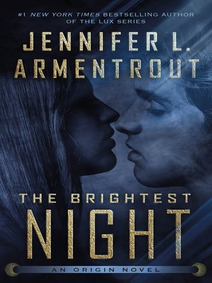 cover image of The Brightest Night