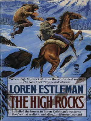 cover image of The High Rocks