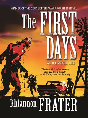 cover image of The First Days