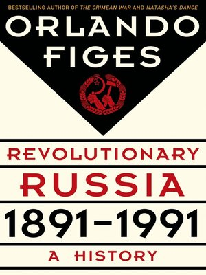cover image of Revolutionary Russia, 1891-1991