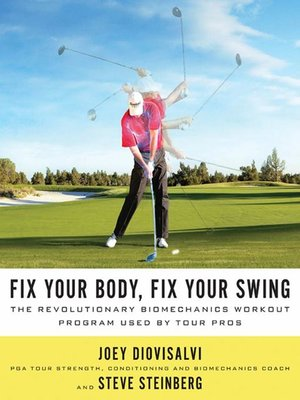 cover image of Fix Your Body, Fix Your Swing