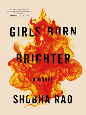 cover image of Girls Burn Brighter