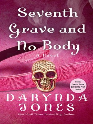cover image of Seventh Grave and No Body
