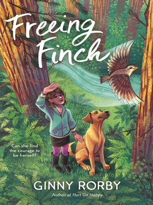 cover image of Freeing Finch