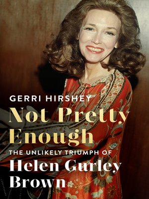 cover image of Not Pretty Enough