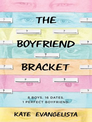 cover image of The Boyfriend Bracket
