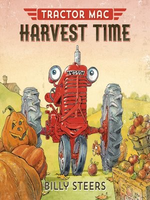 cover image of Tractor Mac Harvest Time