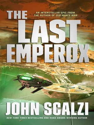 The Last Emperox Book Cover