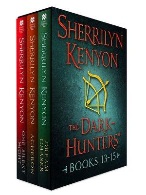 cover image of Dark-Hunter Series, Books 13-15