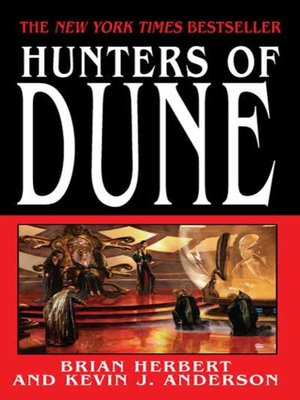 cover image of Hunters of Dune