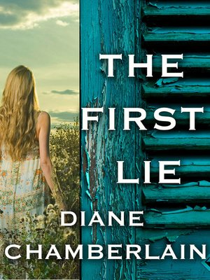 cover image of The First Lie