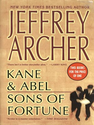 cover image of Kane and Abel / Sons of Fortune