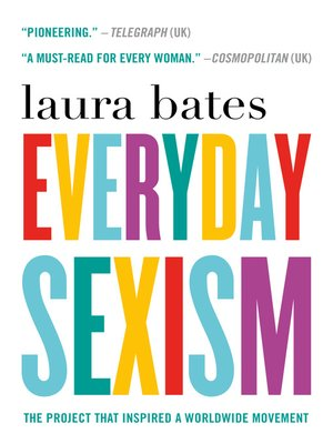 cover image of Everyday Sexism