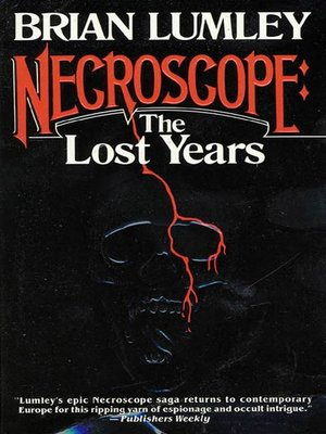 cover image of Necroscope: The Lost Years, Volume 1