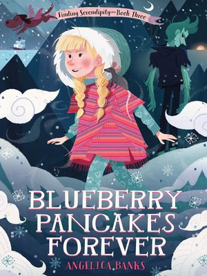 cover image of Blueberry Pancakes Forever