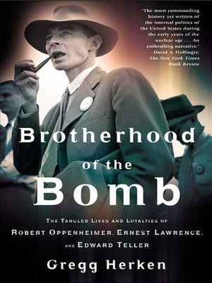 cover image of Brotherhood of the Bomb