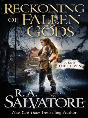 cover image of Reckoning of Fallen Gods