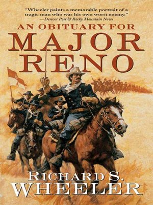 cover image of An Obituary for Major Reno