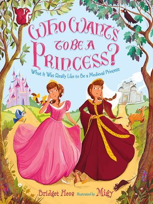 cover image of Who Wants to Be a Princess?