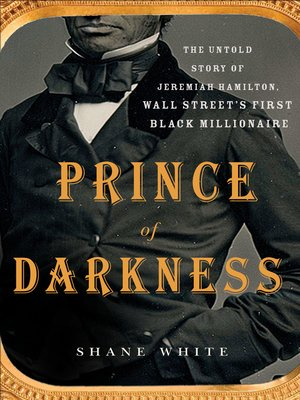 cover image of Prince of Darkness