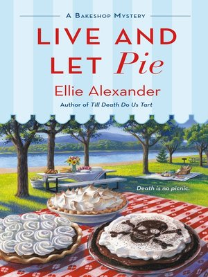 cover image of Live and Let Pie