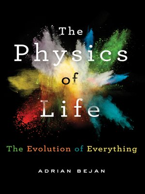 cover image of The Physics of Life