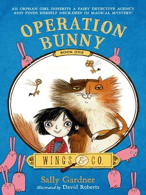 cover image of Operation Bunny