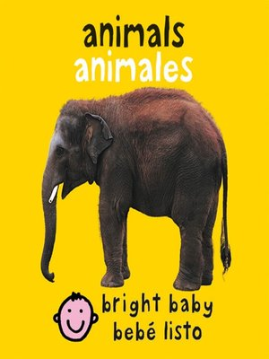cover image of Bright Baby Animals