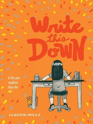 cover image of Write This Down