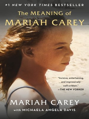 cover image of The Meaning of Mariah Carey