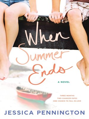 cover image of When Summer Ends