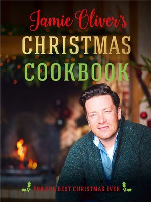 cover image of Jamie Oliver's Christmas Cookbook