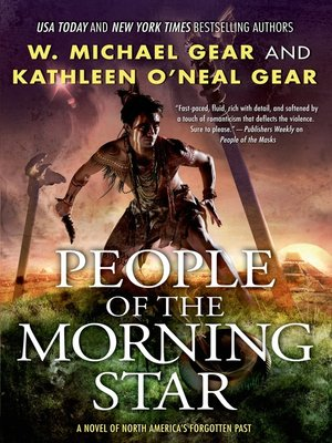 cover image of People of the Morning Star