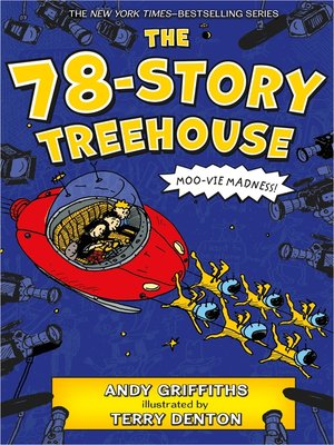 cover image of The 78-Story Treehouse