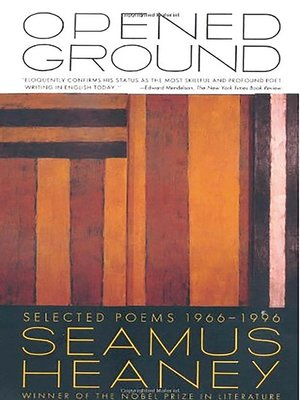 cover image of Opened Ground
