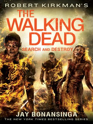 cover image of The Walking Dead: Search and Destroy