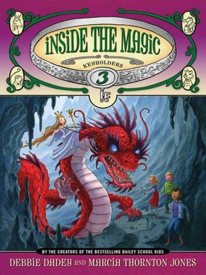 cover image of Inside the Magic