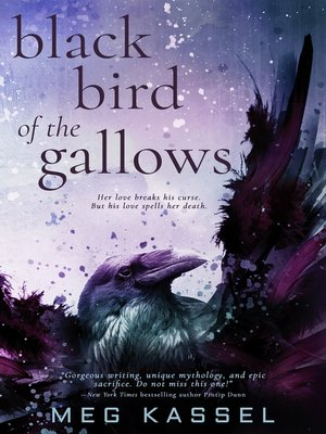 cover image of Black Bird of the Gallows Series, Book 1