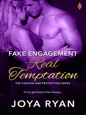 cover image of Fake Engagement, Real Temptation