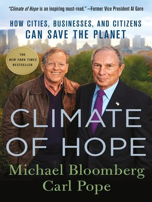 cover image of Climate of Hope