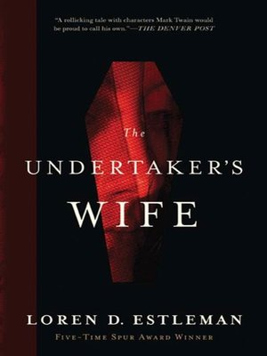 cover image of The Undertaker's Wife
