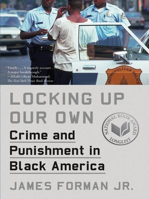 cover image of Locking Up Our Own