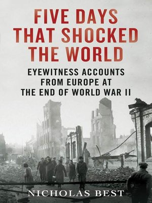 cover image of Five Days That Shocked the World