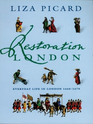 cover image of Restoration London