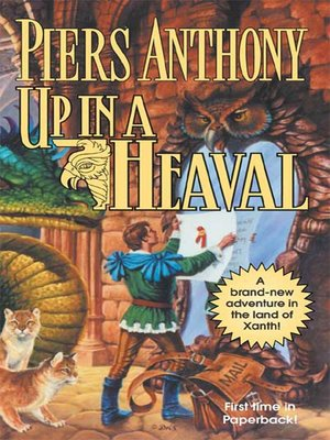 cover image of Up In a Heaval