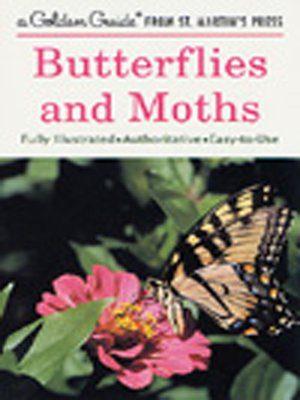 cover image of Butterflies and Moths