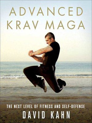 cover image of Advanced Krav Maga