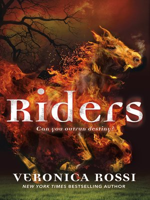 cover image of Riders Series, Book 1