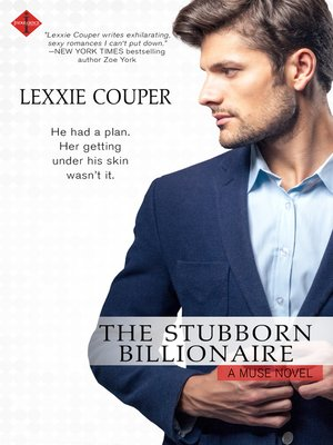 cover image of The Stubborn Billionaire