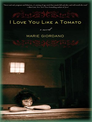 cover image of I Love You Like a Tomato